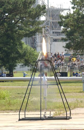 Liquid Fuel Rocket