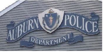 Auburn Police Department Sign